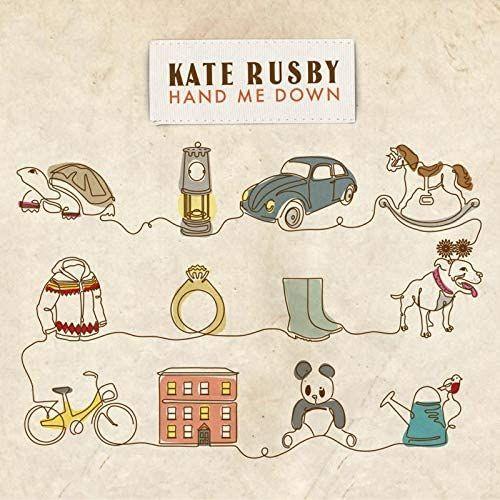 KATE RUSBY - HAND ME DOWN - 2LP VINYL