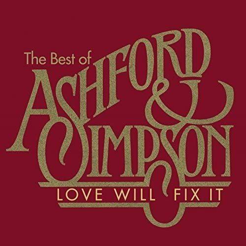 Ashford And Simpson - Love Will Fix It - VINYL