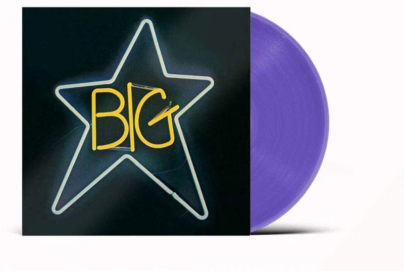 BIG STAR - 1 RECORD - LIMITED EDITION PURPLE VINYL