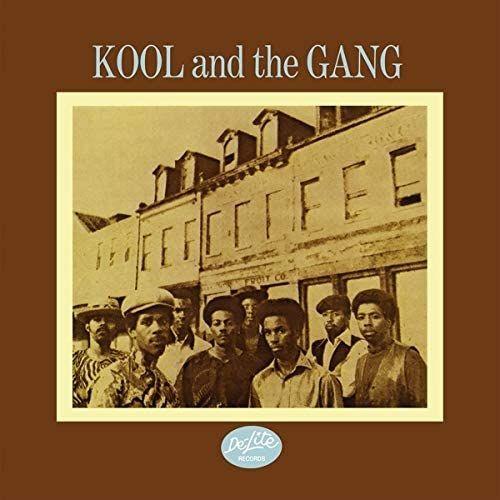 KOOL AND THE GANG - KOOL AND THE GANG - VINYL