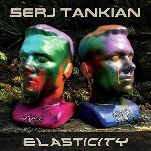 SERJ TANKIAN - ELASTICITY - VINYL