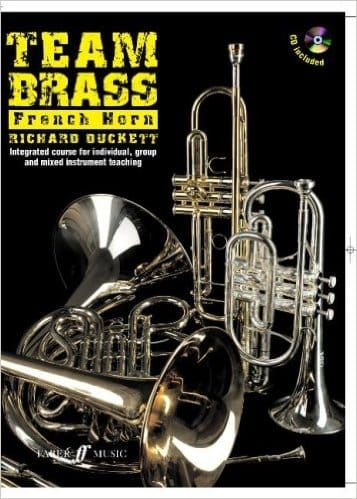 Team Brass French Horn (with CD)