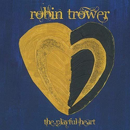 ROBIN TROWER - PLAYFUL HEART - 2LP VINYL