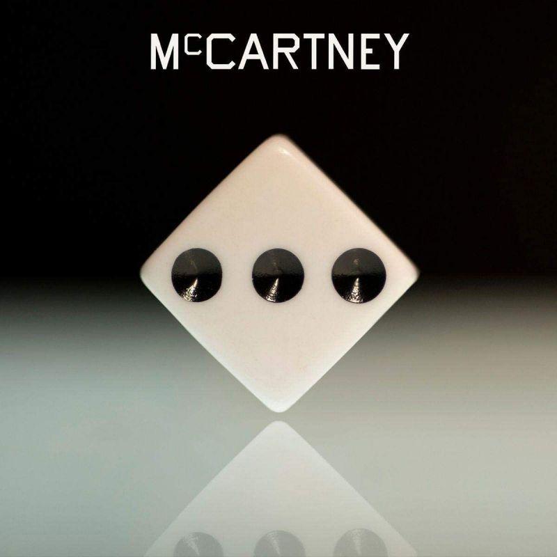 PAUL MCCARTNEY - MCCARTNEY III - CD