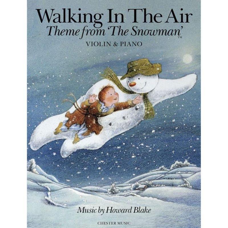 Walking in the Air (Violin and Piano) - Howard Blake