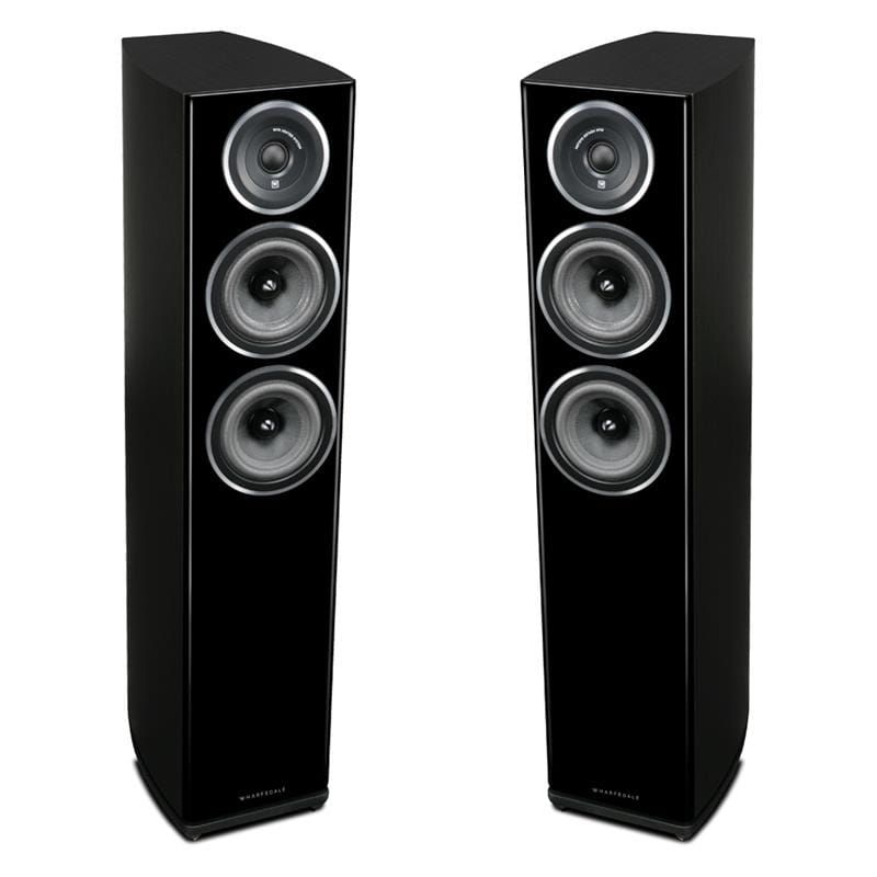 Wharfedale Diamond 11.3 Floor Standing Speakers (pair), Black Wood