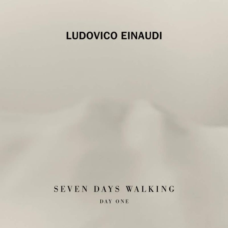 LUDOVICO EINAUDI - SEVEN DAYS WALKING - DAY 1