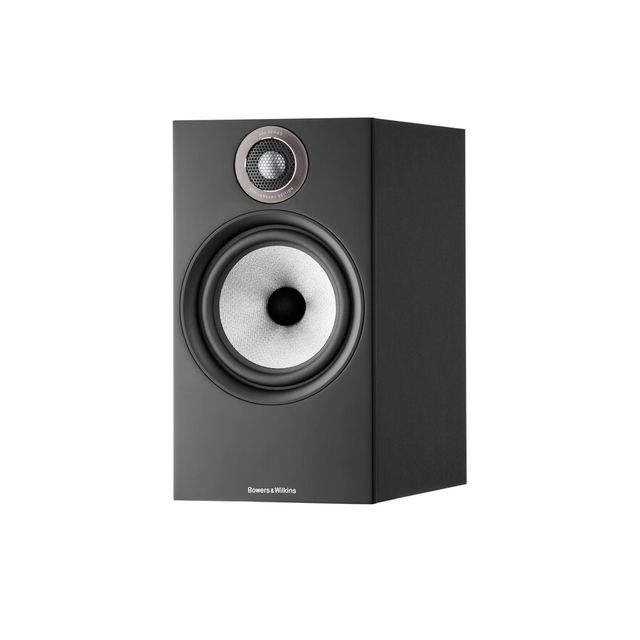 Bowers and Wilkins 606 S2 Anniversary Edition Speakers-Black
