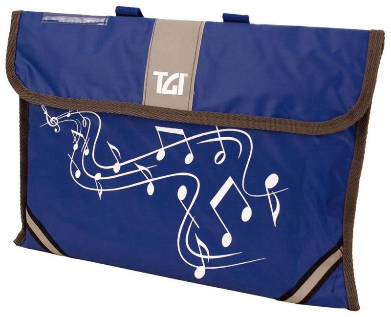 TGI Music Carrier, Blue