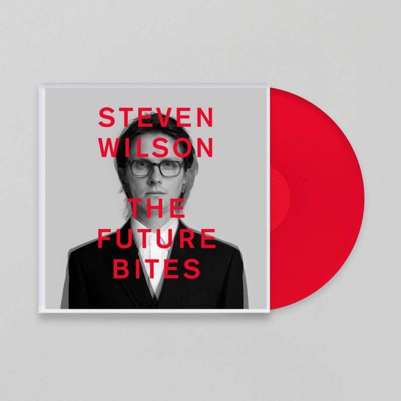STEVEN WILSON - THE FUTURE BITES - RED 2LP VINYL