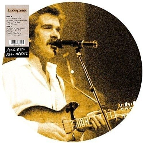 LINDISFARNE - ACCESS ALL AREAS - VINYL PICTURE DISC