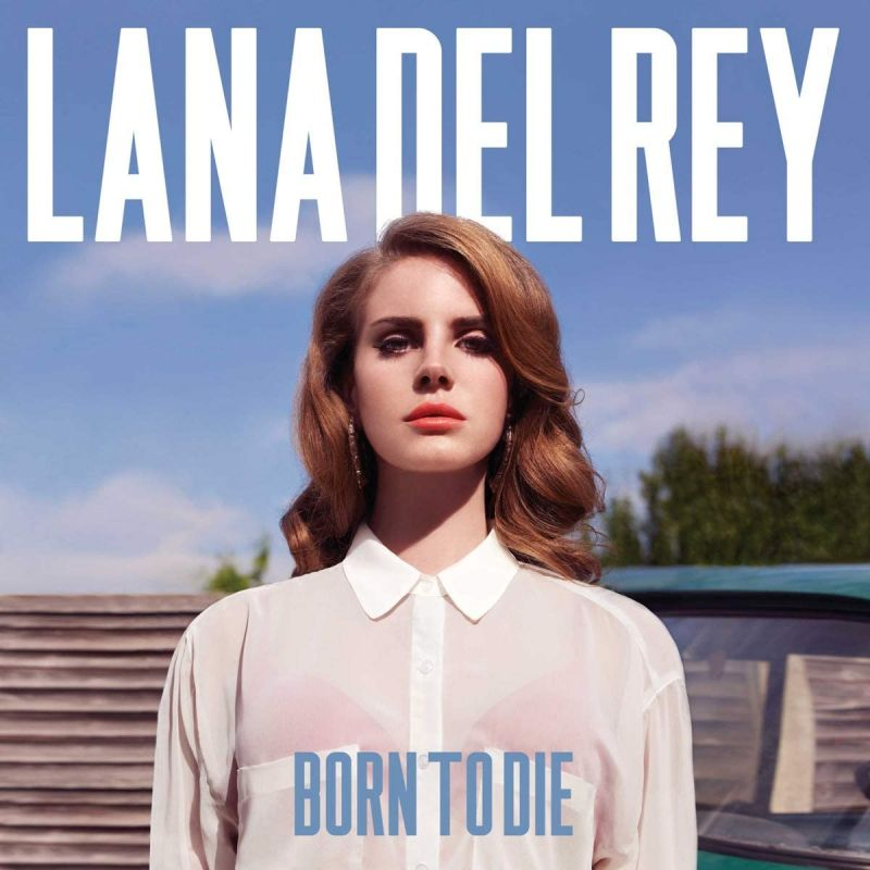 Lana Del Rey - Born To Die 12 LP