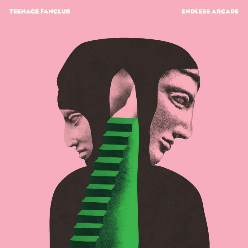 TEENAGE FANCLUB - ENDLESS ARCADE - INDIE EXLUSIVE GREEN VINYL