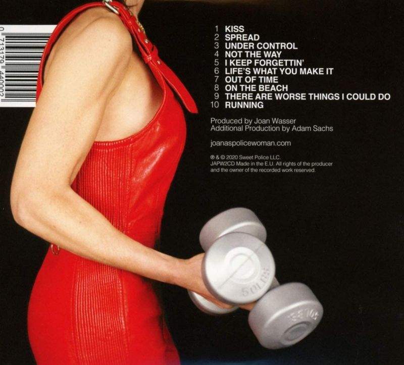 JOAN AS POLICE WOMAN - COVER TWO - CD