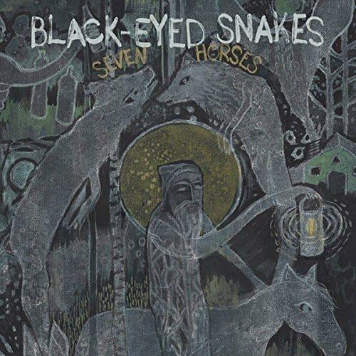 BLACK-EYED SNAKES - SEVEN HORSES