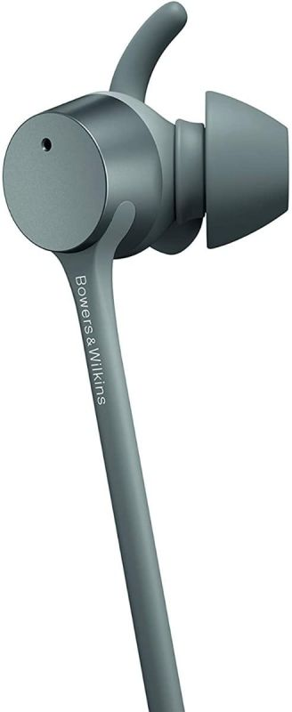 Bowers and Wilkins PI4 headphones, silver