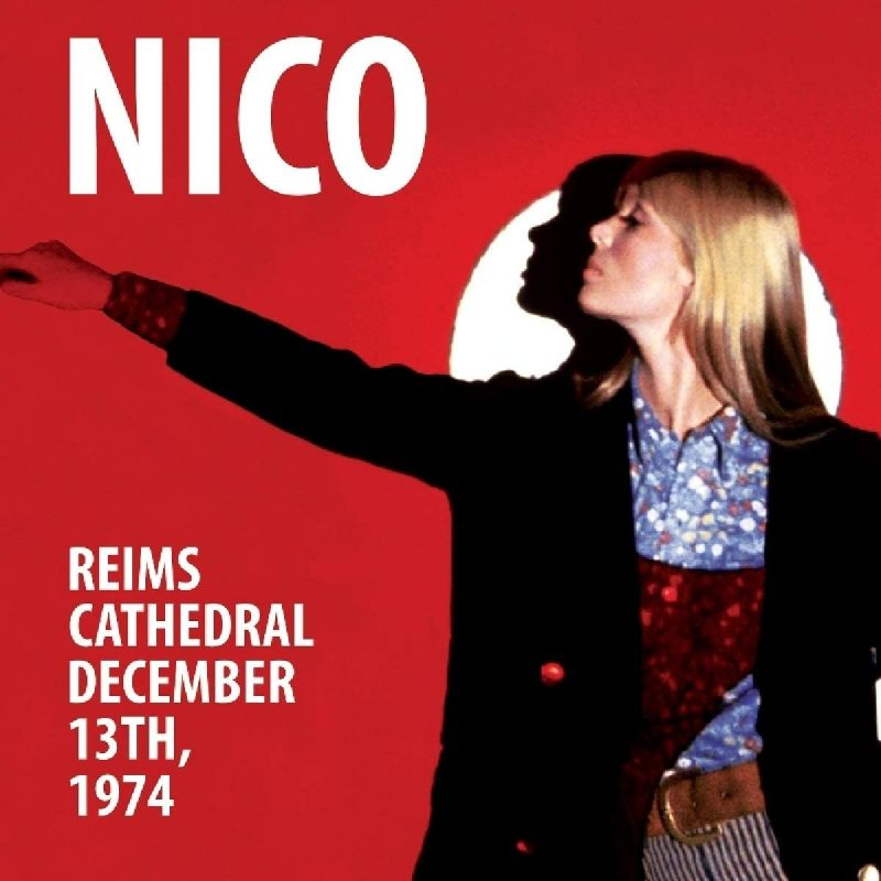 NICO - REIMS CATHEDRAL - DECEMBER 13 1974 - CD
