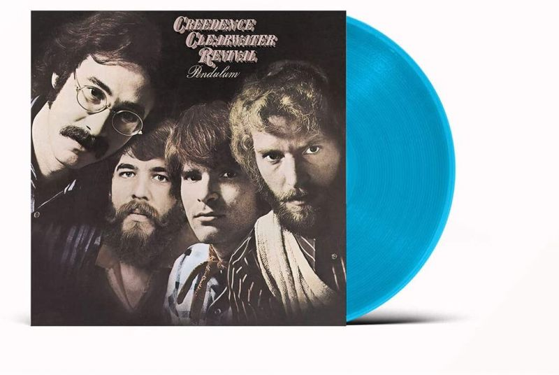 CREEDENCE CLEARWATER REVIVAL - PENDULUM - LIMITED EDITION BLUE VINYL