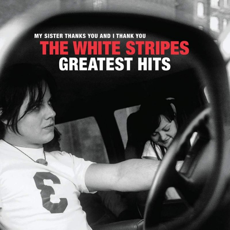 WHITE STRIPES - GREATEST HITS - CD