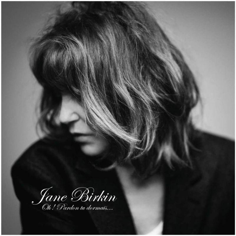 JANE BIRKIN - OH PARDON TU DORMAIS - VINYL