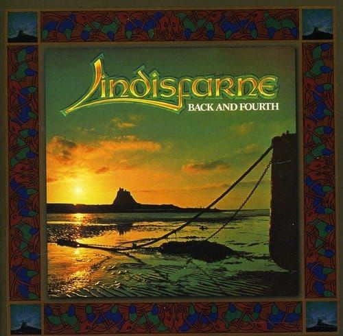 LINDISFARNE - BACK AND FOURTH - CD