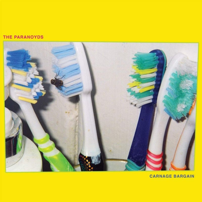 PARANOYDS - CARNAGE BARGAIN