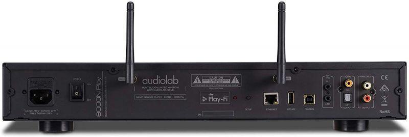 Audiolab 6000N Play Wireless Audio Streamer