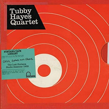 TUBBY HAYES QUARTET - GRITS BEANS AND GREENS - CD