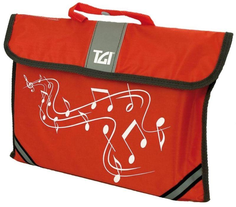 TGI Music Carrier, Red