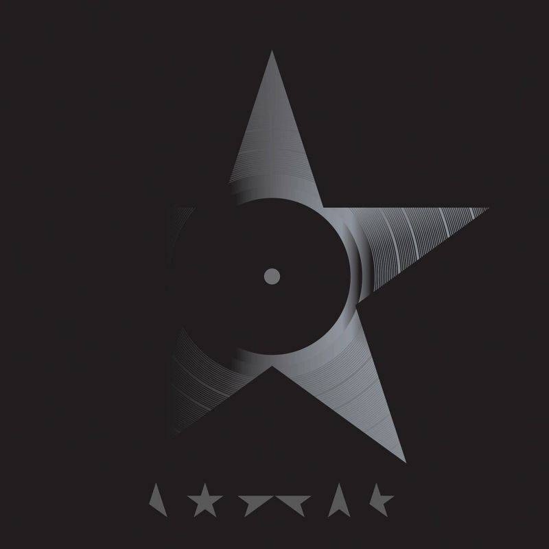 DAVID BOWIE - BLACKSTAR (vinyl)
