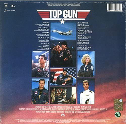 ORIGINAL SOUNDTRACK - TOP GUN