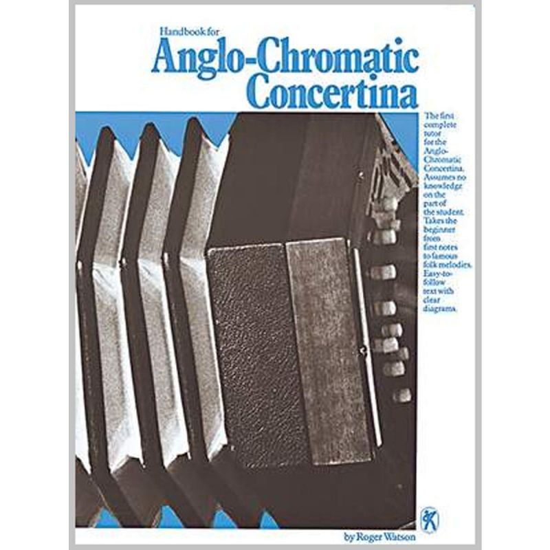 Watson, Roger - Handbook For Anglo-Chromatic Concertina