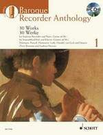 Heyens, Gudrun Bowman, Peter - Baroque Recorder Anthology  Vol 1