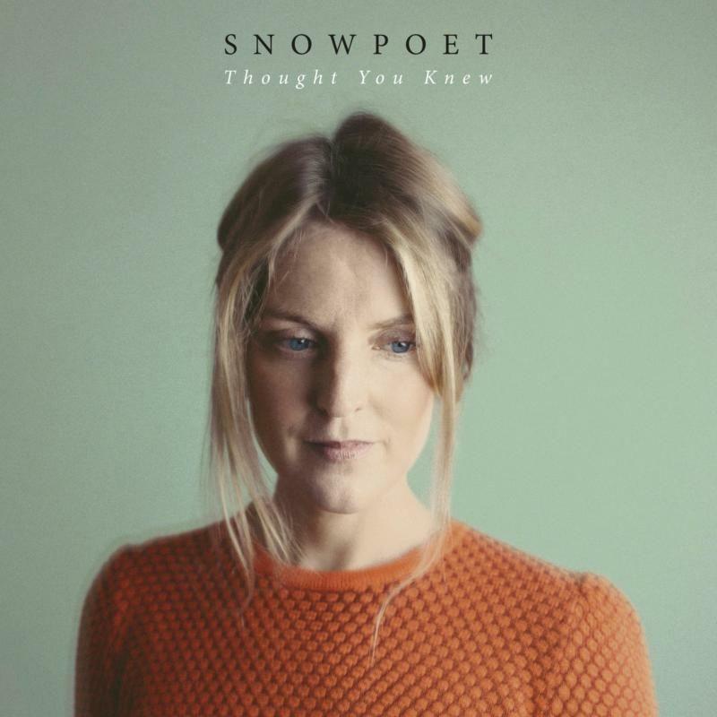 SNOWPOET - THOUGHT YOU KNEW - VINYL