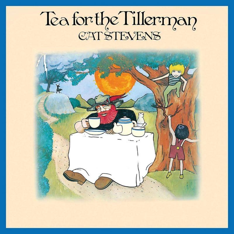 CAT STEVENS - TEA FOR THE TILLERMAN - 50TH ANNIVERSARY VINYL