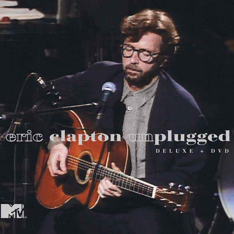 ERIC CLAPTON - UNPLUGGED - VINYL