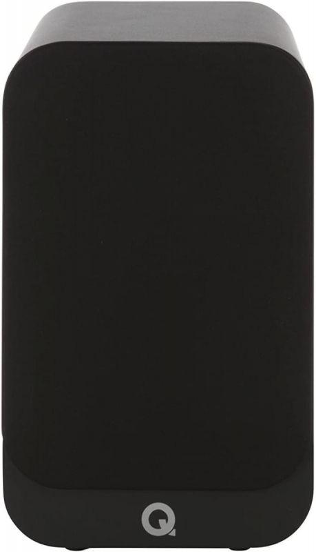 Q Acoustics 3020i Bookshelf Speakers, Carbon Black
