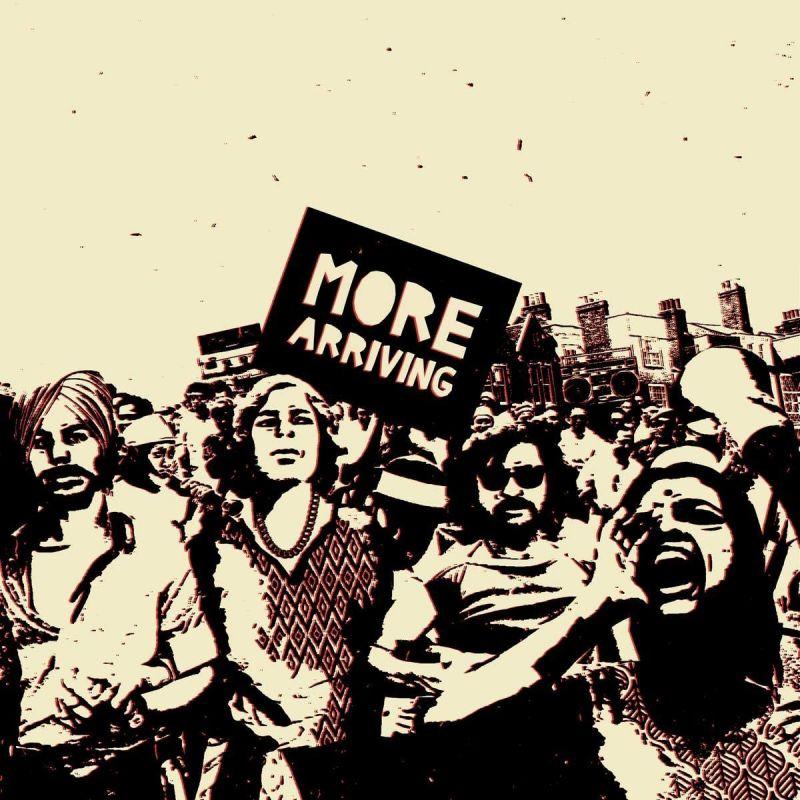 SARATHY KORWAR - MORE ARRIVING - vinyl