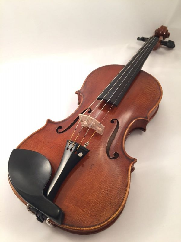 Eastman Master Guarneri Violin 4/4 with Gold Set Up