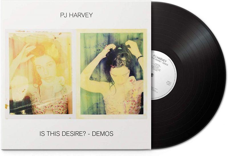 PJ HARVEY - IS THIS DESIRE DEMOS - VINYL