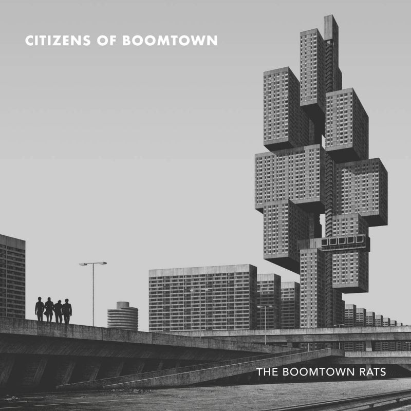 BOOMTOWN RATS - CITIZENS OF BOOMTOWN - INDIE EXCLUSIVE GOLD VINYL LP