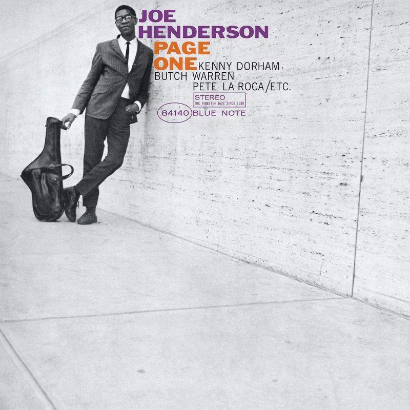 JOE HENDERSON - PAGE ONE - VINYL