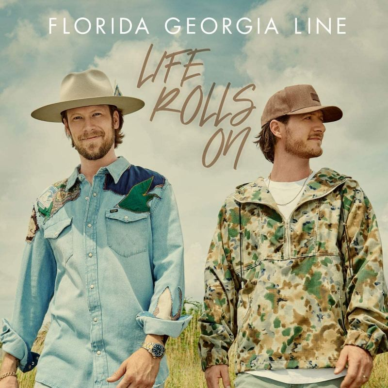 FLORIDA GEORGIA LINE - LIFE ROLLS ON - CD