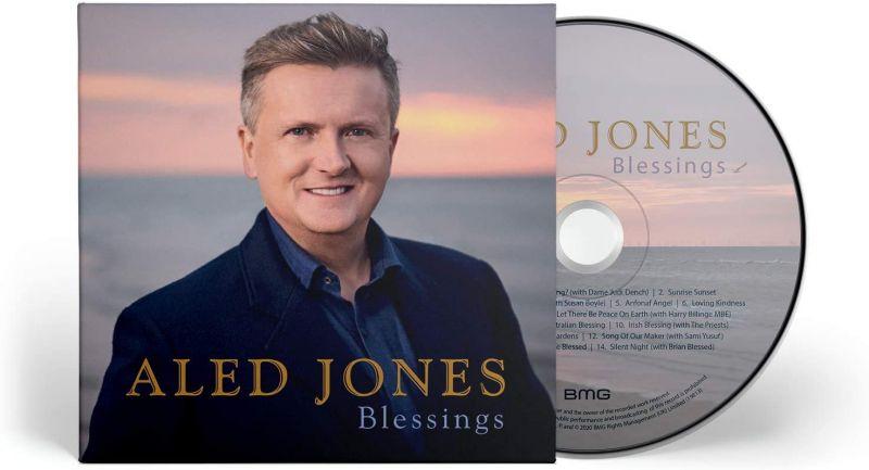 ALED JONES - BLESSINGS - CD