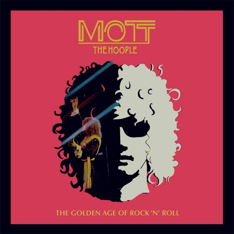 MOTT THE HOOPLE - THE GOLDEN AGE OF ROCK 'N' ROLL - 2LP VINYL