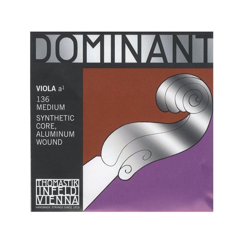 Thomastik Infeld Dominant Viola A String, Aluminium, Full Size