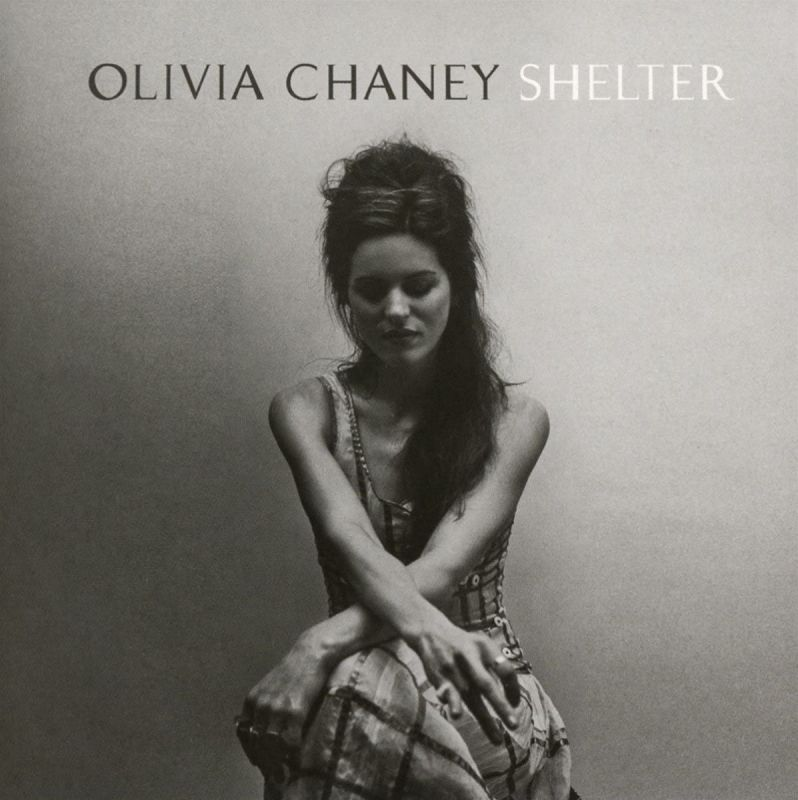 OLVIA CHANEY - SHELTER - vinyl