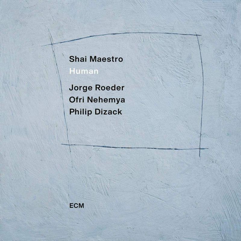 SHAI MAESTRO - HUMAN - CD