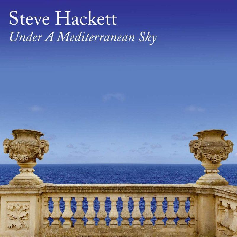 STEVE HACKETT - UNDER A MEDITERRANEAN SKY - 2LP VINYL
