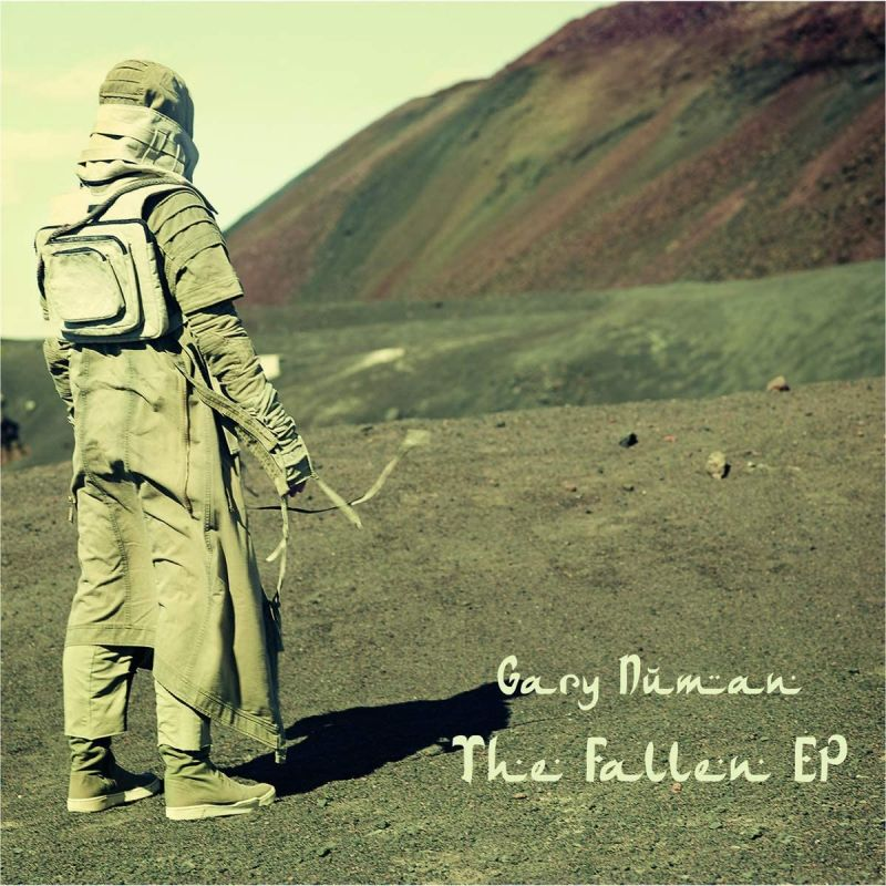 GARY NUMAN - THE FALLEN - VINYL EP